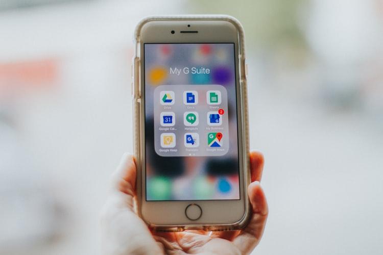 Aplikacje mobilne w telefonie